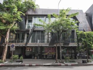 트라이브 더 호스텔 - 팟퐁 바이 더 벨 방콕 - 호텔 외부구조