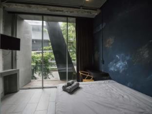트라이브 더 호스텔 - 팟퐁 바이 더 벨 방콕 - 게스트 룸