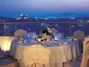 Divani Caravel Hotel Athens - Balcony/Terrace