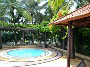 The Puteri Pacific Johor Bahru Johor Bahru - Swimming Pool