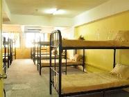 Moška skupna spalnica - (5 pogradov)