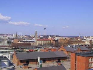 Holiday Inn Tampere Hotel Tampere - Vaade