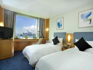 Metropark Hotel Causeway Bay Hong Kong - Harbour View Room - Twin Bed