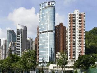 Metropark Hotel Causeway Bay Hong Kong - Exterior do Hotel