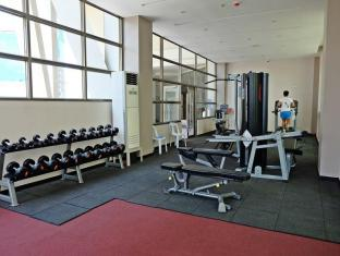 Mandarin Plaza Hotel Cebu - Fitness Room