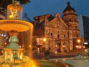 Dela Chambre Hotel Manila - Binondo Church