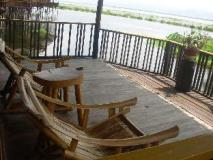 Golden Island Cottages Thale-U Hotel: balcony/terrace