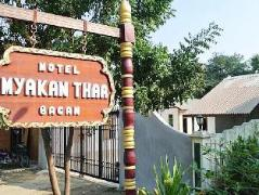 Motel Mya Kan Thar | Cheap Hotels in Bagan Myanmar