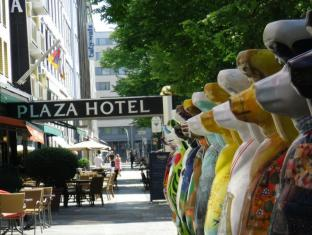 Berlin Plaza Hotel am Kurfurstendamm ברלין - בית המלון מבחוץ
