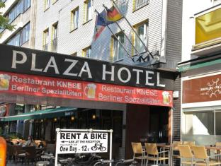 Berlin Plaza Hotel am Kurfurstendamm Berlin - Giriş