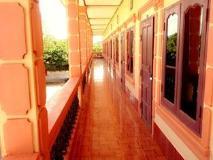 Phetsamone Guesthouse: interior