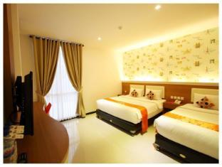Tab Hotel Surabaya - Kamar Tidur