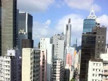 Brighton Hotel Hong Kong: view