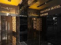 Brighton Hotel Hong Kong: entrance