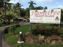 Flametree Tourist Village: exterior