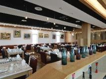 In Young Hotel: restaurant