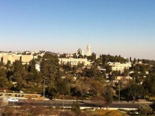 Inbal Jerusalem Hotel Jerusalem - View