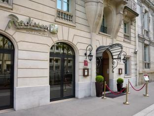 Radisson Blu Hotel Champs Elysees