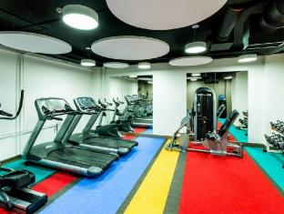 Park Inn by Radisson Central Tallinn Tallinn - Fitness Room
