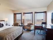 Luxury King Room Club Floor