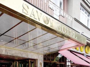 Savoy Berlin Hotel Berlynas - Viešbučio išorė