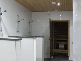 홀리데이 인 투르쿠 호텔 투르쿠 - 화장실