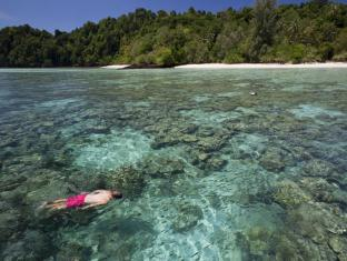 Anantara Si Kao Resort Trang - Kradan Island Trip