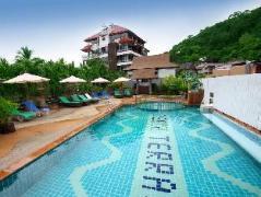 Beach Terrace Hotel Thailand