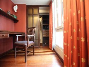 The Siam Heritage Boutique Suite Bangkok - Executive Suite - Living Area