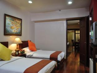 The Siam Heritage Boutique Suite Bangkok - Heritage Suite