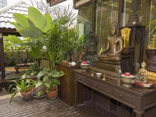The Siam Heritage Boutique Suite Bangkok - Garden