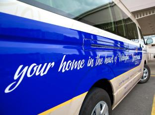 Brentwood Hotel Wellington - Airport Shuttle