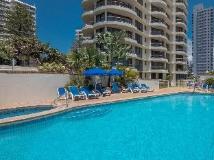 Boulevard North Holiday Apartments: swimming pool