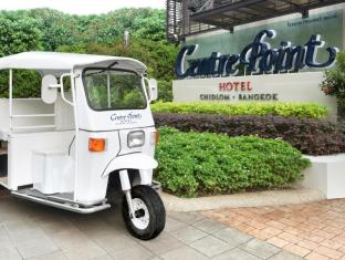 Centre Point Hotel Chidlom Bangkok - Shuttle Tuk Tuk to BTS Chidlom Skytrain Station