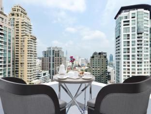 Centre Point Hotel Chidlom Bangkok - Afternoon Tea overlooking the City