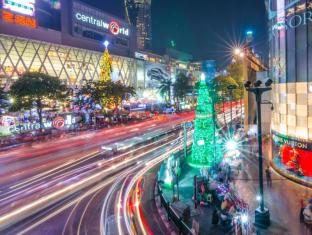 Centre Point Hotel Chidlom Bangkok - Within walking distance to Central World