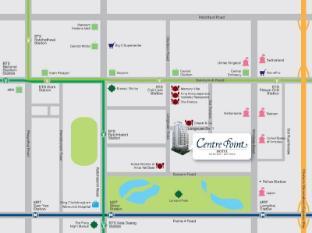 Centre Point Hotel Chidlom Bangkok - BTS Chidlom and Ratchadamri Skytrain Station