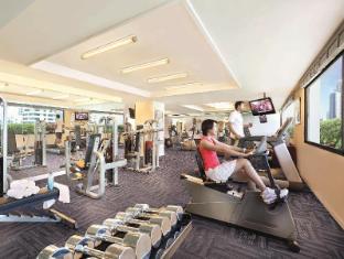 센터 포인트 수쿰윗 10 호텔 방콕 - 헬스장