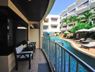 Karon Sea Sands Resort Phuket - Pool Side Access
