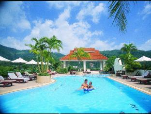The Old Phuket Karon Beach Resort Phuket - Sino Wing - Outdoor Pool