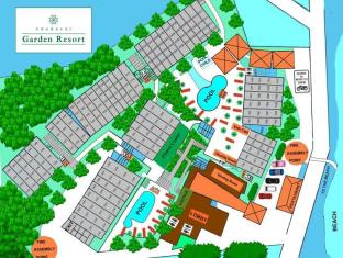 Chanalai Garden Resort, Kata Beach Phuket - Floor Plan