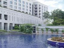 Grand Hyatt Mumbai: swimming pool