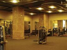 Grand Hyatt Mumbai: fitness room