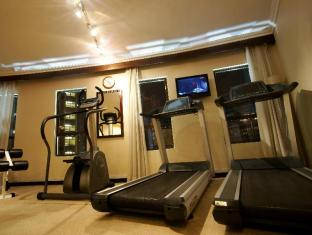 Cosmopolitan Hotel Hong Kong - Fitness Room