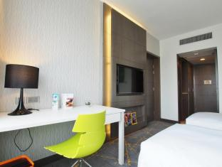 The Cityview Hotel Hong-Kong - Chambre