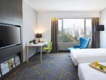 The Cityview Hotel: guest room