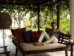 Uma by COMO Ubud Resort Bali - Uma Bar lounge
