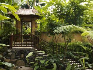 Uma by COMO Ubud Resort Bali - Entrance to Kemiri Restaurant
