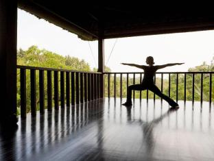 Uma by COMO Ubud Resort Bali - Yoga Pavillion