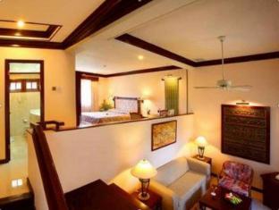 Equator Hotel סורביה - חדר שינה